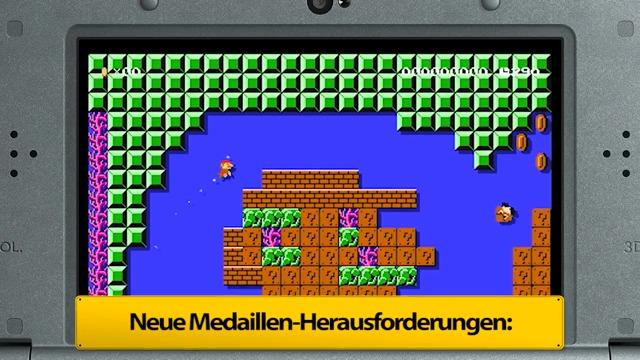 3DS-Spielszenen