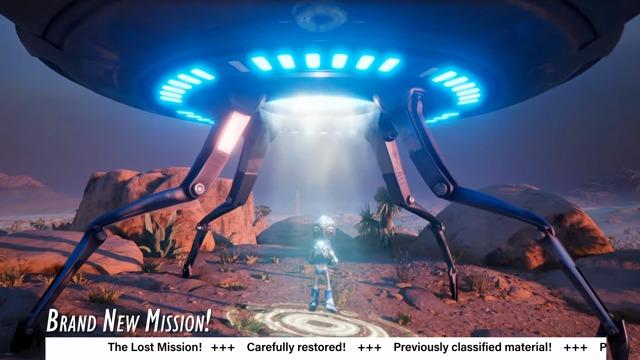 Lost Mission Teaser