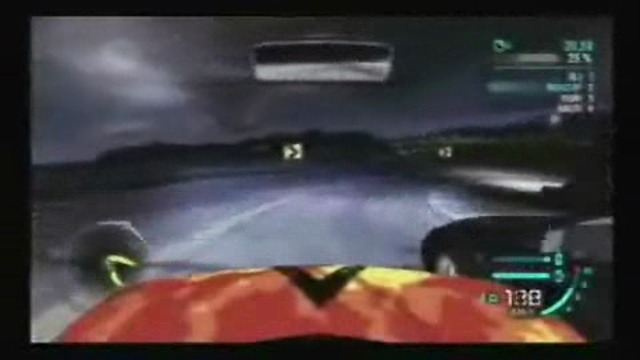 Sprint (GameCube, 50Hz)
