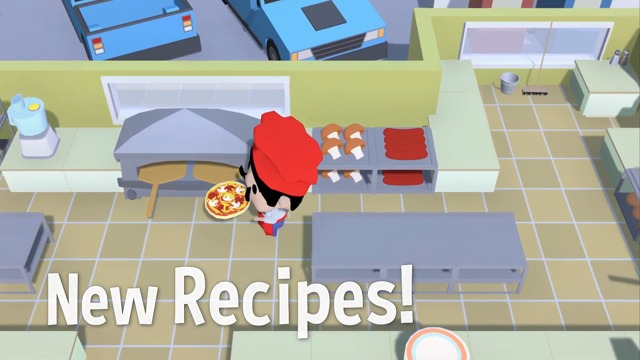 Pizza Bros Update