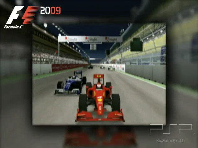 PSP Launch-Trailer