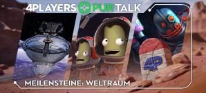 Der Weltraum: Drei Redakteure, drei Spiele