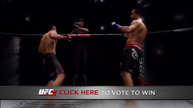 Cain Velasquez vs. Junior Dos Santos
