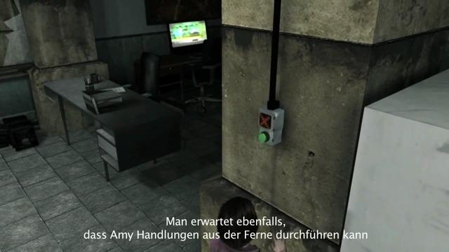 Beziehung zwischen Amy und Lana