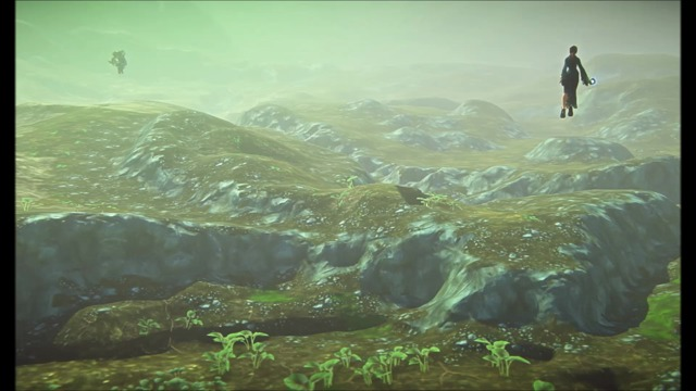 Terraforming Ruine