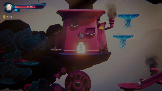 PS4-Spielszenen