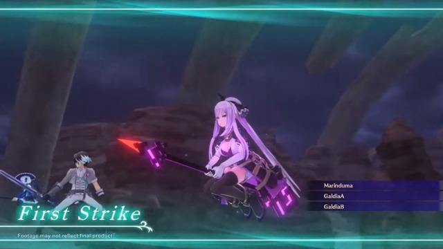 Battle System Trailer