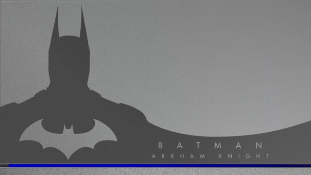 PS4 im Batman-Design