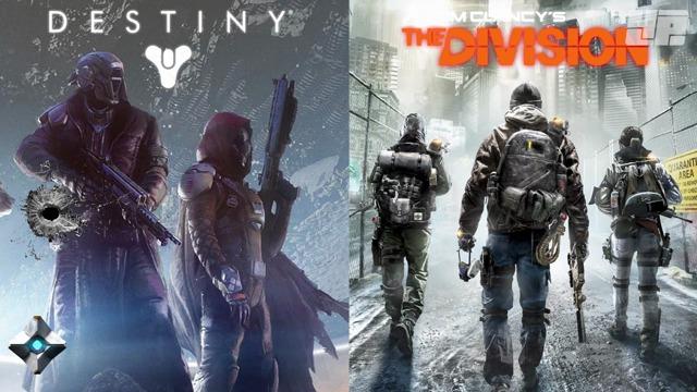 Shootervergleich mit Destiny