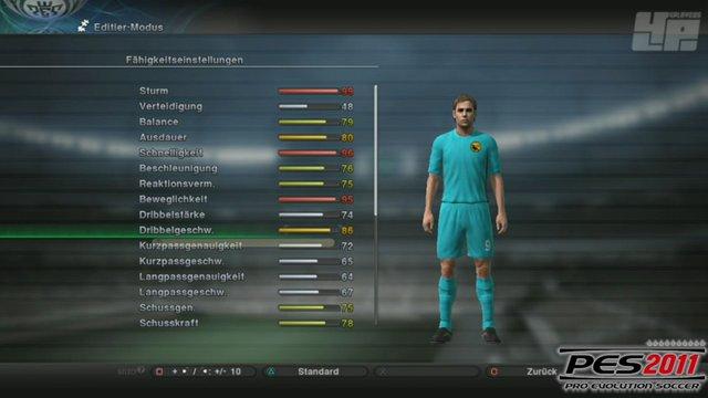 FIFA-PES-Vergleich - Offline-Modi