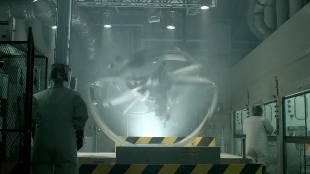 Zombie Lab-Trailer