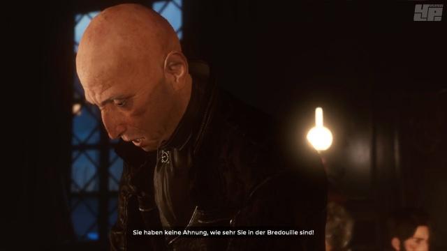 Die ersten zehn Minuten (PS4 Pro)