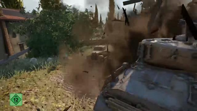 Mercenaries (Konsolen): Launch Trailer