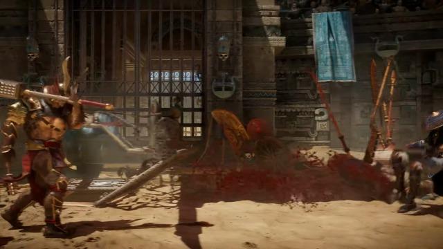 Shao Kahn Reveal Trailer