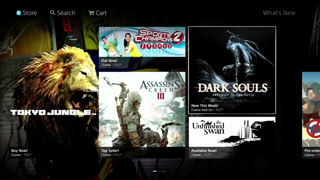 Discover the new PlayStation Store