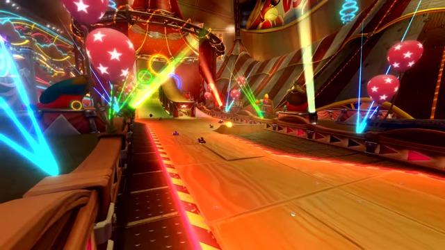 Neon Circus Grand Prix Intro