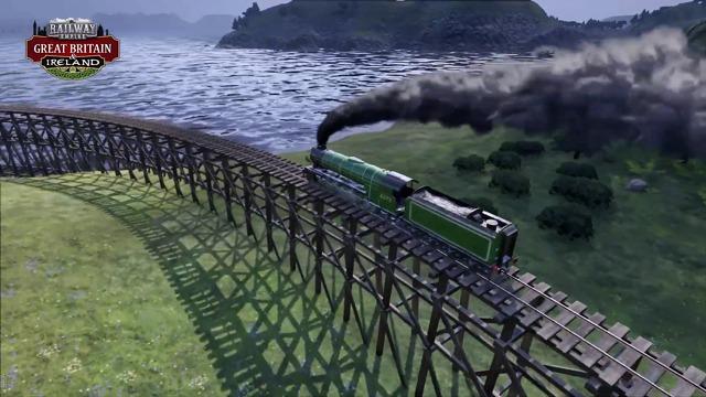 DLC: Great Britain & Ireland