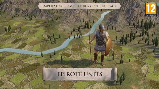 Epirus Content Pack