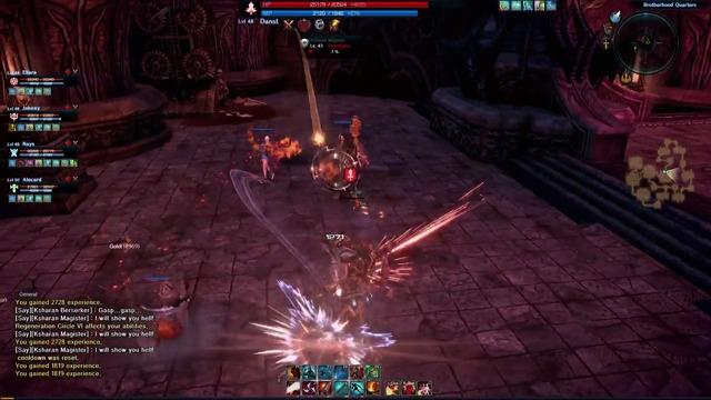 Necromancy Dungeon-Run