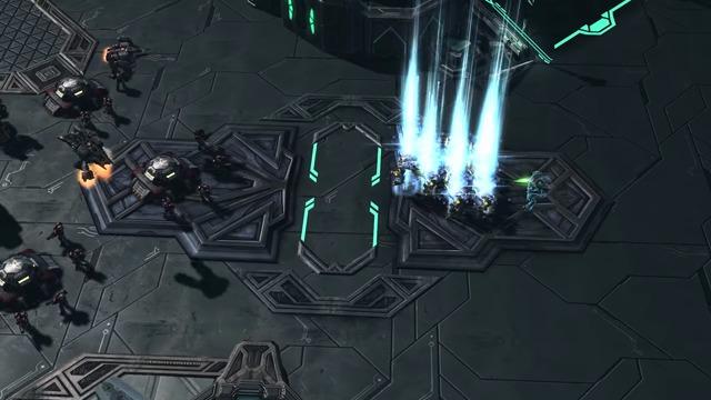 Co-op-Kommandant: Zeratul
