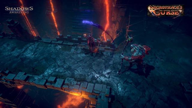 DLC: Necrophage's Curse - Trailer