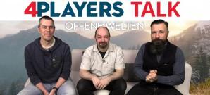 Micha, Mathias und Jörg diskutieren über offene Welten