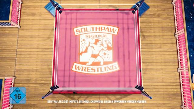 WWE 2K20 Originals: Southpaw Regional Wrestling