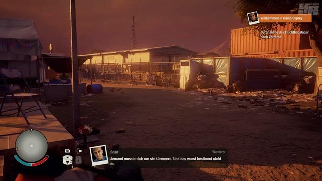 Die ersten zehn Minuten (Xbox One)