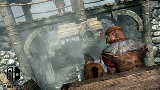 The Elder Scrolls 5 Skyrim: Grafikvergleich von Switch, Xbox One und Xbox 360