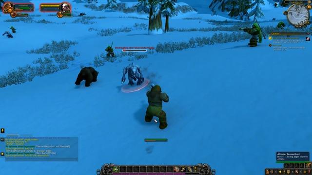 Vergleich: Auftakt - Battle for Azeroth