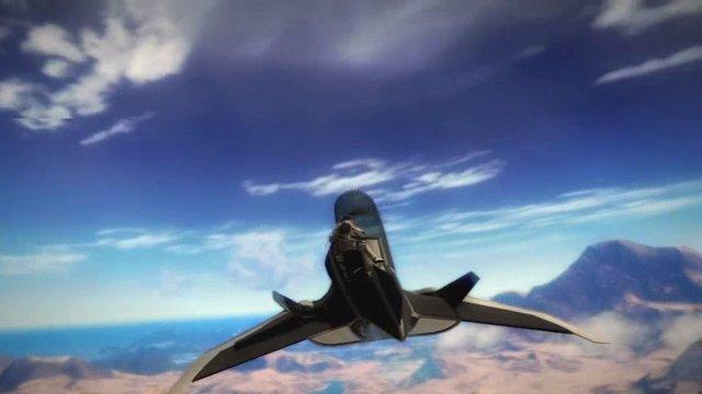 Flugzeug-Stunt (französisch)