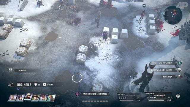 Freeze- und Soundbug der PS4-Version