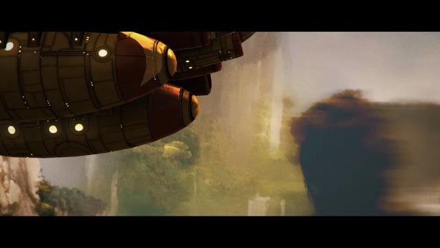 Revenge of Antares (DLC)