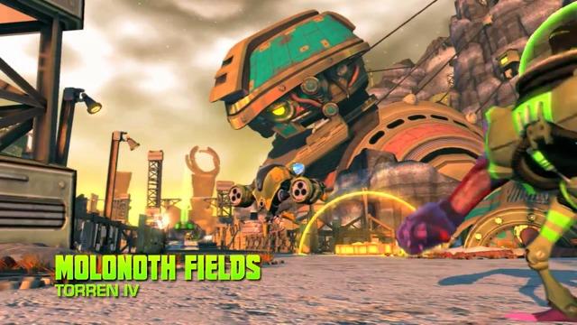 DLC-Trailer: Monoloth Fields