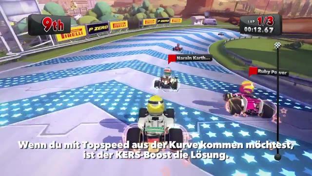 Kers Boost-Trailer