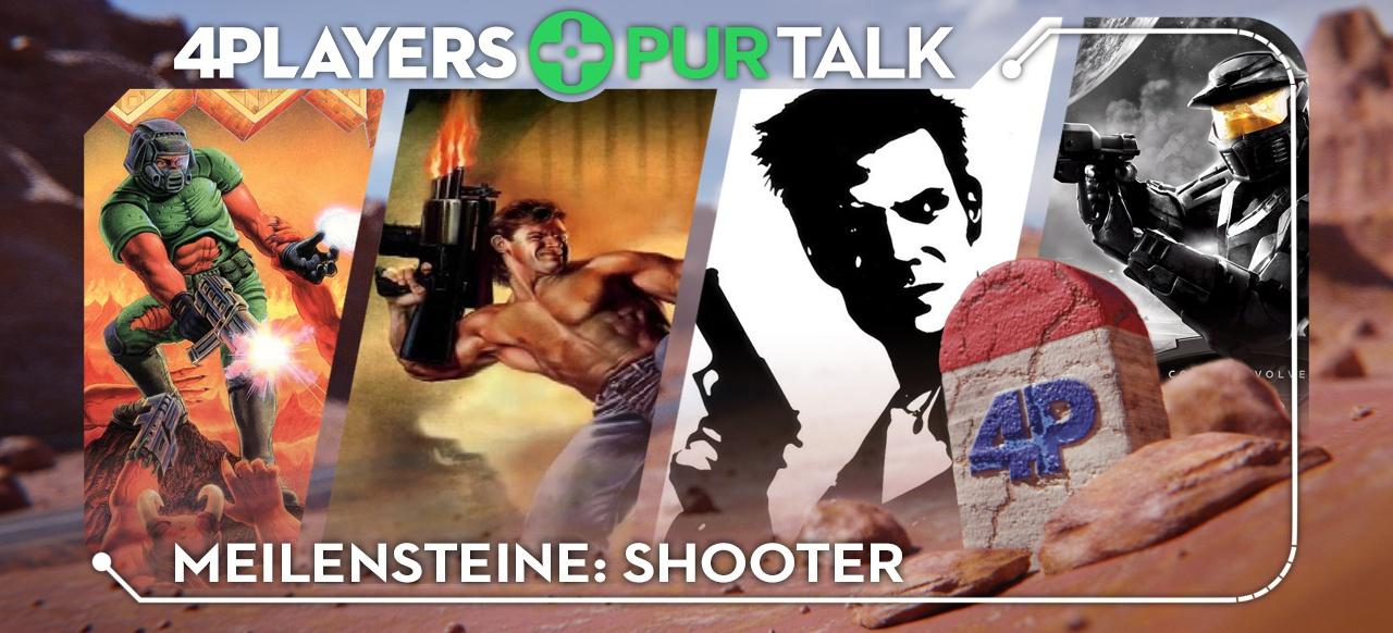 Meilensteine: Shooter