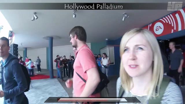 Video-Reportage #1: Ankunft und EA Play