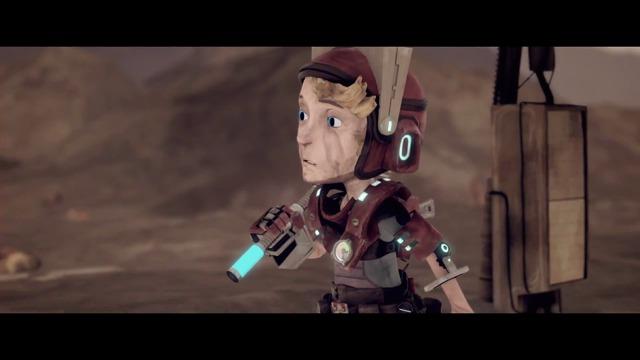 Unplugged-Kurzfilm mit Face-Plus-Technik