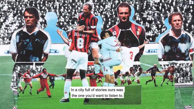 AC Milan x FIFA 21 | Win As One ft. Kaká