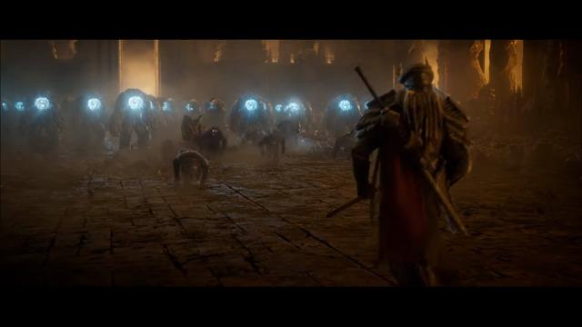 Das Schwarze Herz von Skyrim  Cinematischer Releasetrailer