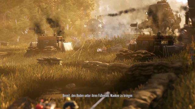 Skirmish Trailer