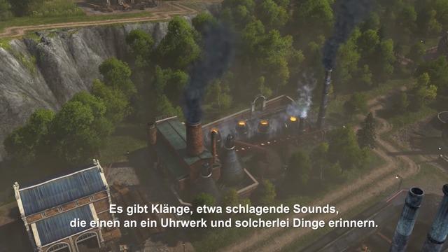 Entwickler-Tagebuch: Soundtrack