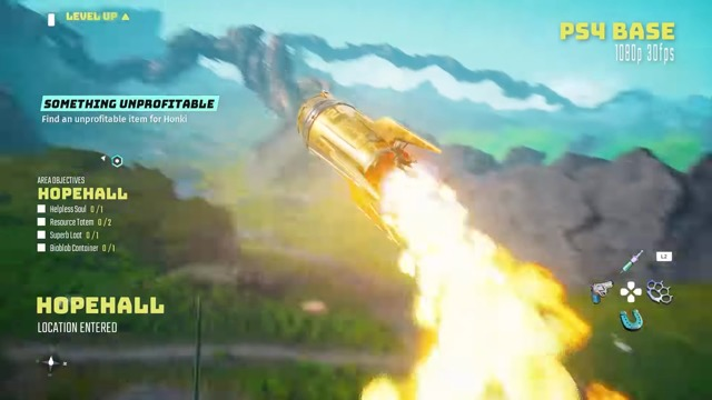 Footage (PlayStation 4 & Xbox One)