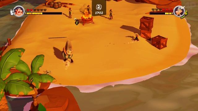 Multiplayer-Spielszenen (Xbox One X)
