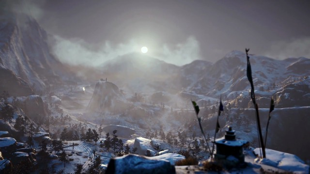 Das Tal der Yetis