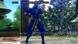 Virtua Fighter 5 Ultimate Showdown: Comparison-Trailer