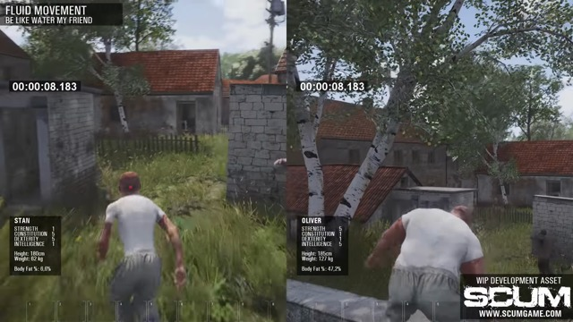 Welcome to SCUM Island