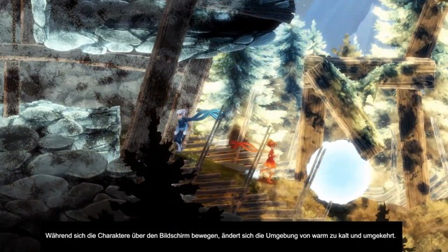 Features Trailer mit Spielszenen