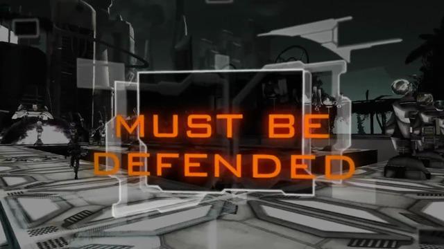 Defense-Trailer