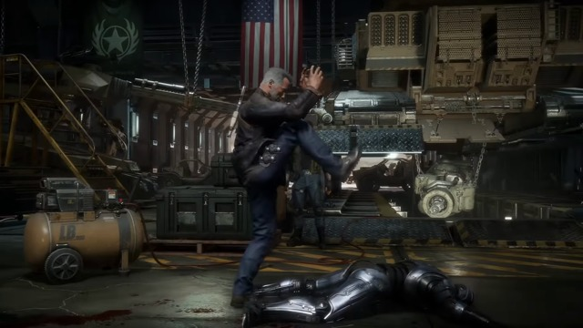 RoboCop vs. Terminator (Round 2)